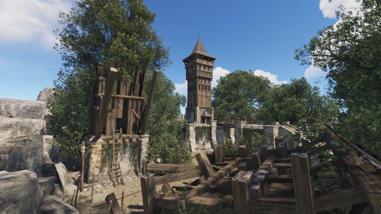 Cobalt-Viking Tower